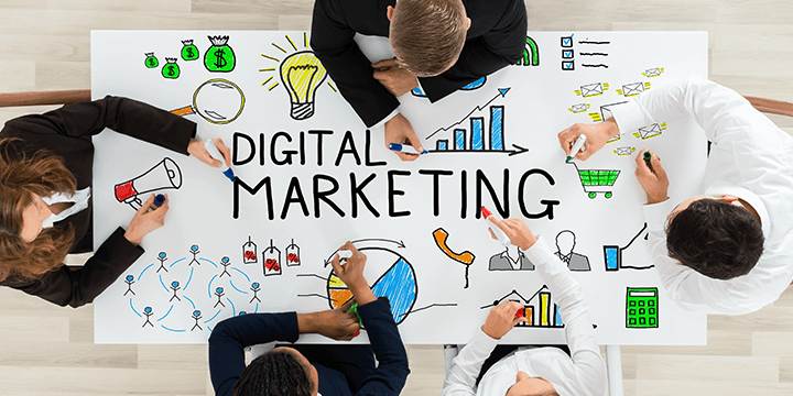 Digital Marketing Program